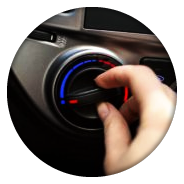 car-parts cooling and heating