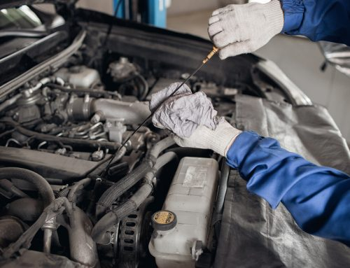 A Simple Step-by-Step Guide for Checking Motor Oil Levels